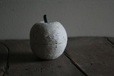 りんご灰皿